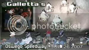 Galletta's - 7/29/2007 & Oswego - 7/26/2007