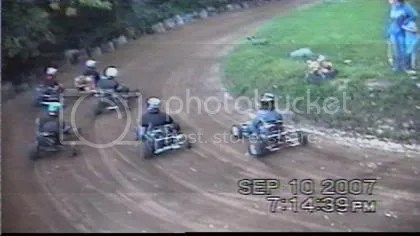 Galletta's Go-Karts Feature 9/10/2007!