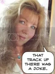 ... says a rather funny-looking woman herself. Melissa-Schilling-DeCandia - a biased, ignorant unaplologetic gossip who does not mind attacking people who she has never met, based on a second hand story from an angry gossip. If you se this woman... RUN!