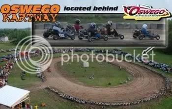 Oswego Speedway's Kartway