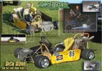 Dick Dann 2008 Driver - Kart Profile Picture (pictures by KDot & Galletta's Kart Club; Design by Chris Stevens)