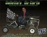 Chris ChrusherComix Stevens wins his 2nd feature of 2007!