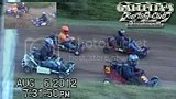 8/6/2012 Oswego Dirt Karting Club (The original and STILL the largest, most talented from top to bottom. Period.