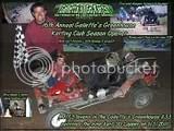 Matt Stevens wins the 16th Annual Galletta's Greenhouse Karting Club Season Opener on 6/5/2011!