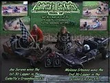 Joe Sereno & Melissa Stevens win the twin 30-lappers at Galletta's Greenhouse Backyard Karting Speedway on 6/12/2011!