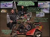 Chris and Matt STevens win the Twin-30s at the original, longest-running, and largest dirt karting division in NY State on 7/3/2011