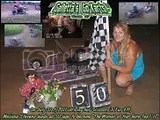 Melissa Stevens wins Har-Bore-Fest '11 at Galletta's!