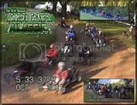 16th Annual Galletta's Greenhouse Karting Klassic 200 Start