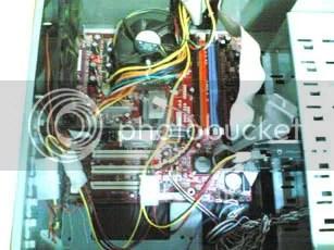 install mainboard