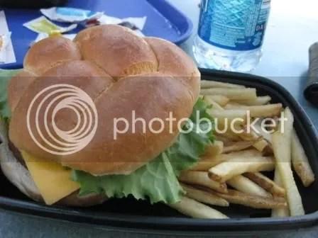 bad veggie burger