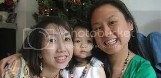 aira, mummy and me
