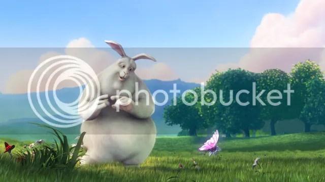 bbb-splash.png Big Buck Bunny Poster picture by Kanti-kun