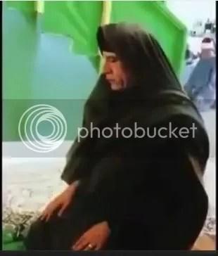 Gadhafi as IMAM
