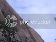 Rock Climbing spot