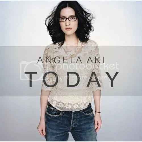Angela Aki- TODAY