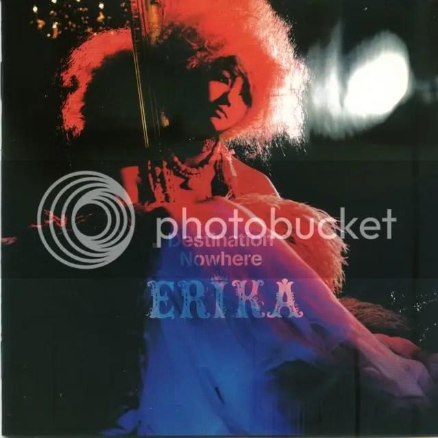 ERIKA- Destination Nowhere