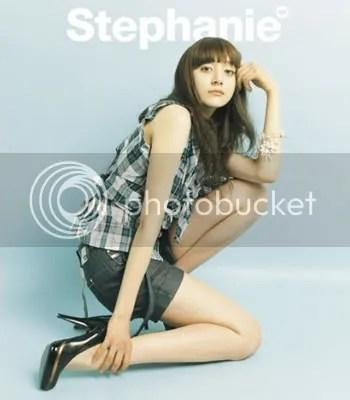 Stephanie- Kimi ga Iru Kagiri