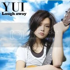YUI- Laugh away