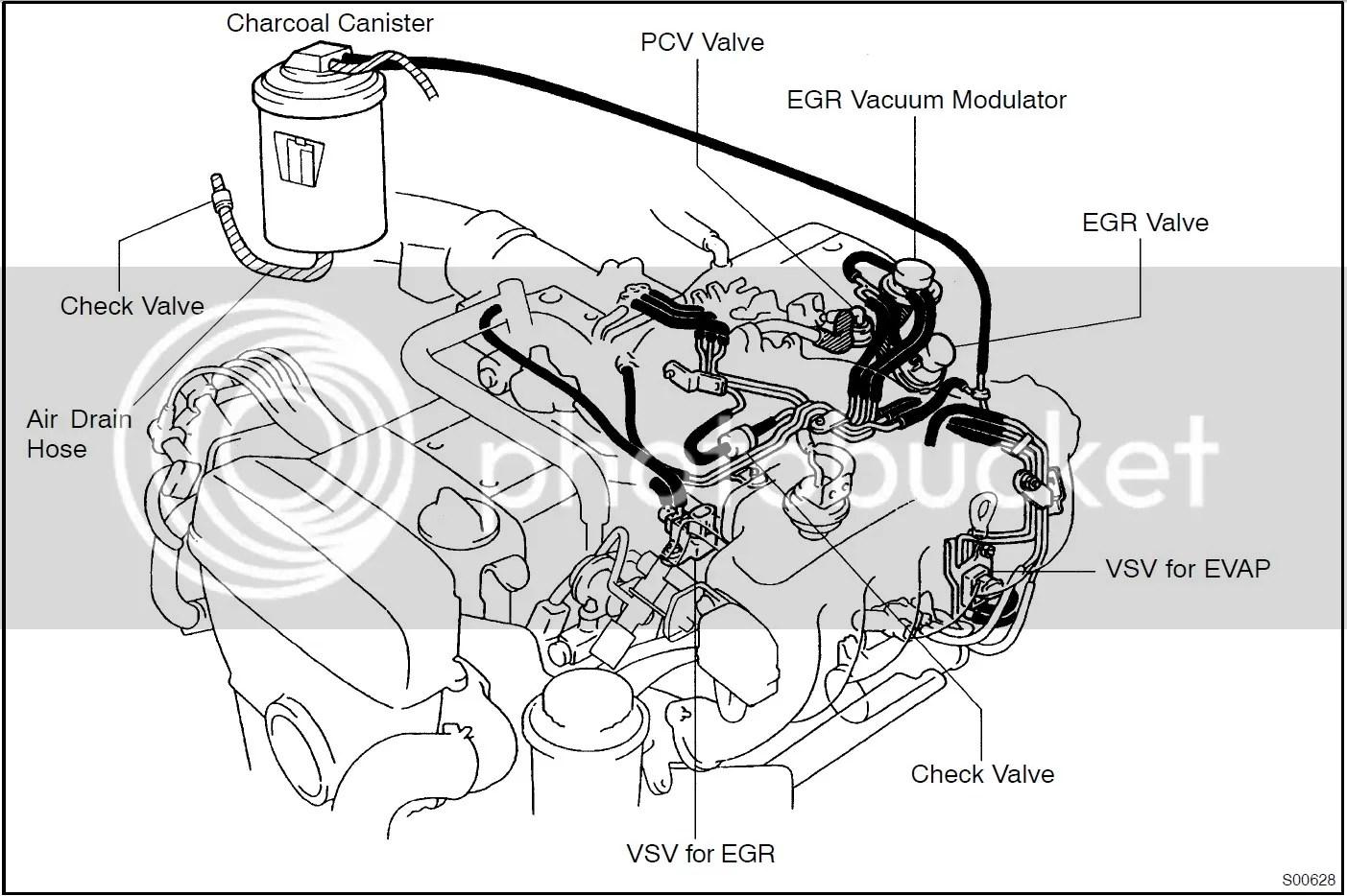 Is300 Vacuum Diagram