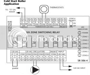 Taco Sr502 Switching Relay Wiring | Wiring Diagram
