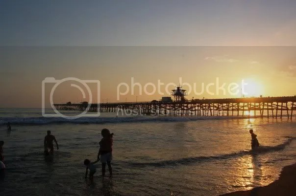 pier san clemente Pictures, Images and Photos