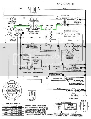 Jacobsen Deck Belt Diagram   Free Download Wiring Diagram Schematic