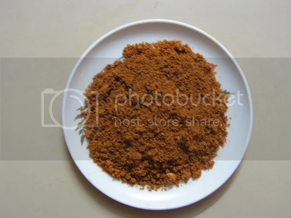Ready to serve Sesame chutney powder