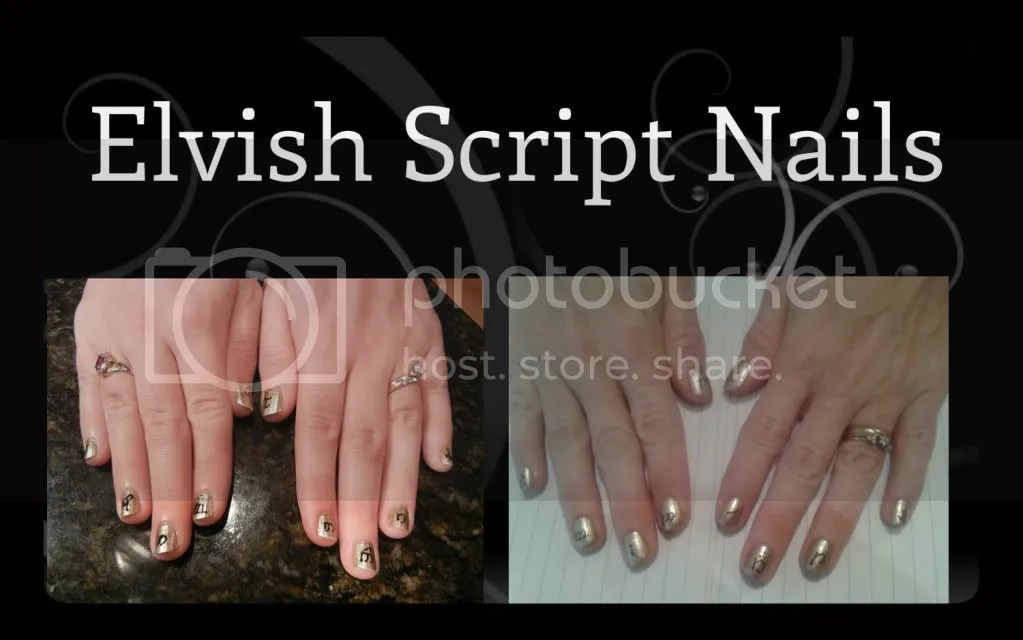 Elvish nails
