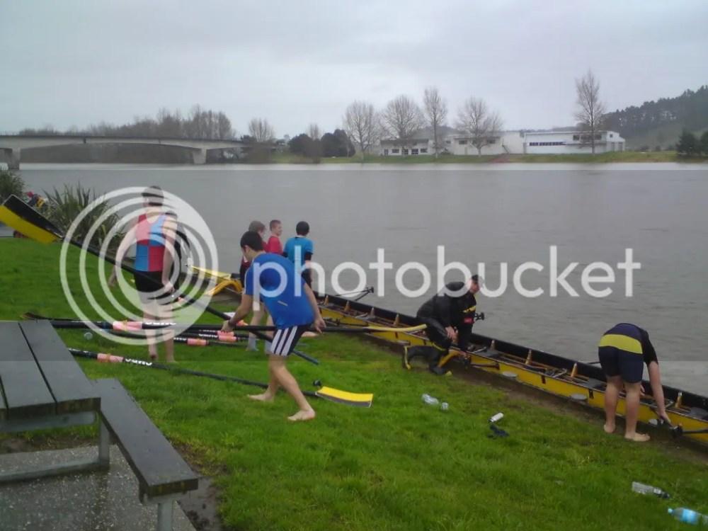 Rowing - Waikato River (6/6)