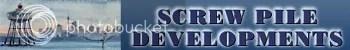 Screw Pile Banner
