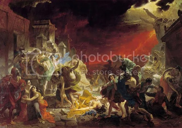Karl Briullov, The Last Day of Pompeii