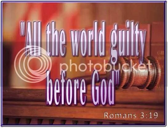 Romans 3:19