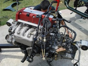 [FAQ] HowTo: K20 into 9200 Civic9401 Integra  Honda