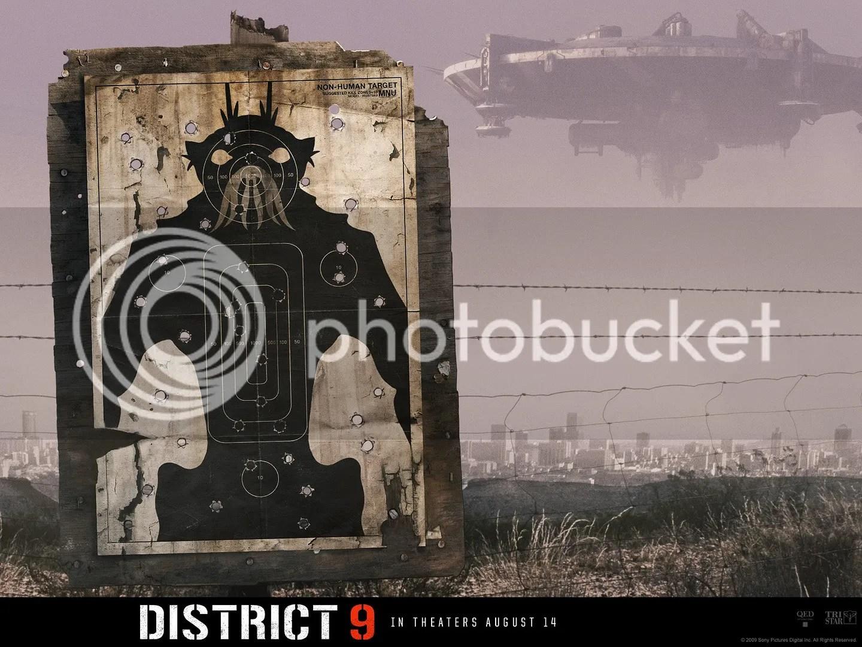 District 9 wallpaper