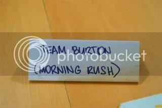 team burton
