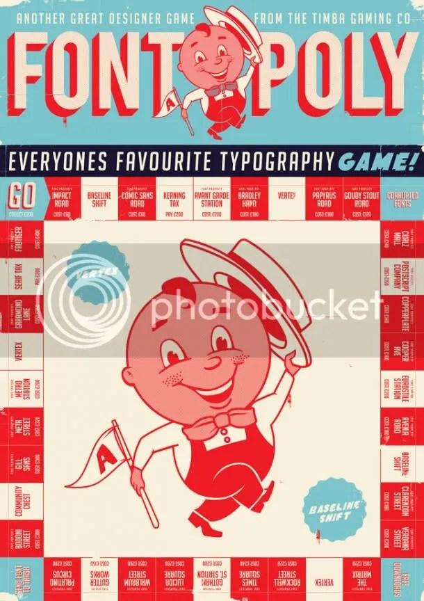affiche,poster,retro,old,design,font,fun,typo,typographie