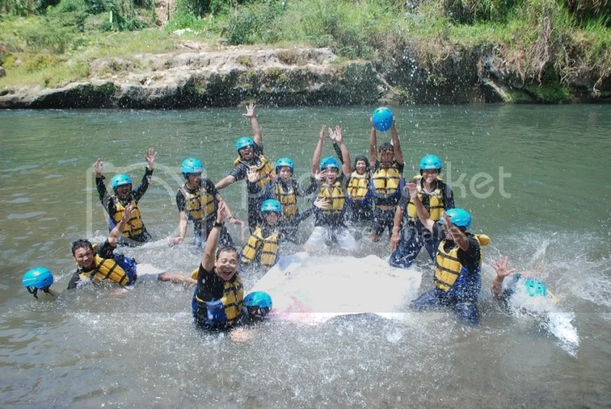 Citra elo Rafting