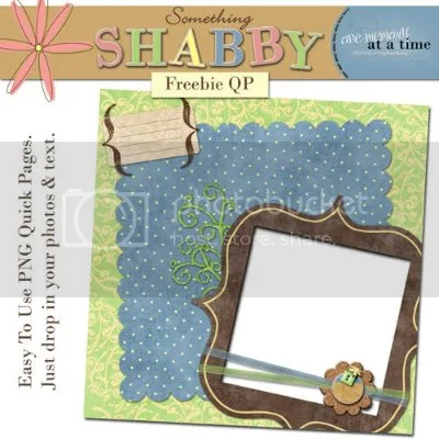 Something Shabby QP