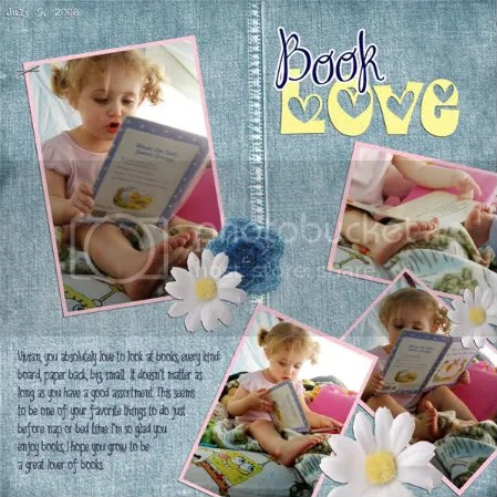 Book Love by Geekette