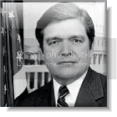 U.S. Congressman Lawrence Patton McDonald, April-1-1935 to September 1,1983