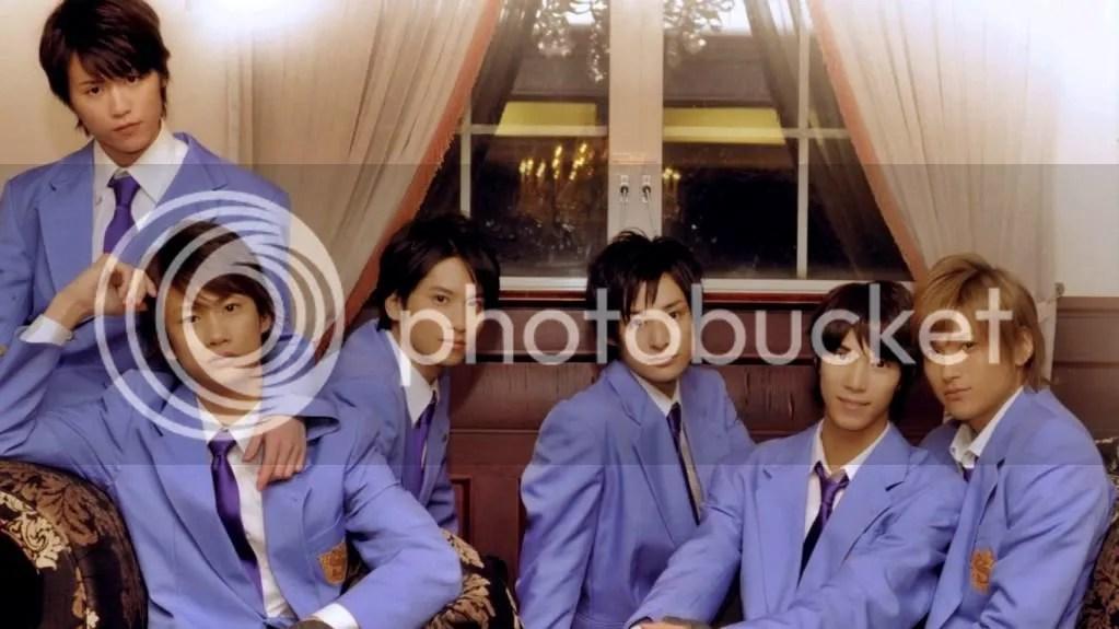 Takumi Kun Series Cast DaiMao MisuShin
