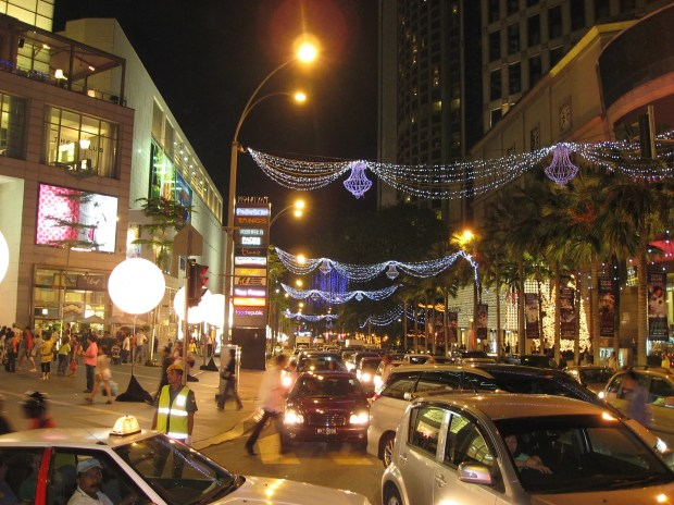 Bukit Bintang district