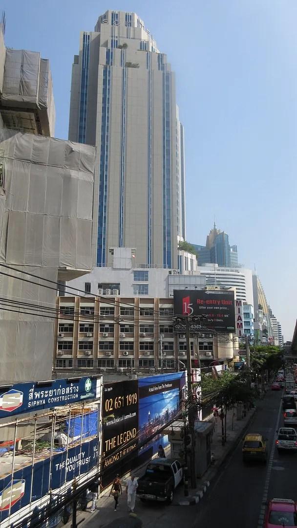 Bangkok Weekend December 2015