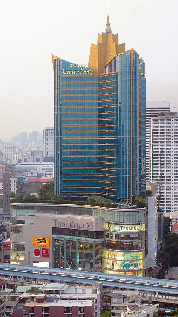Long Table sky bar Asoke Bangkok
