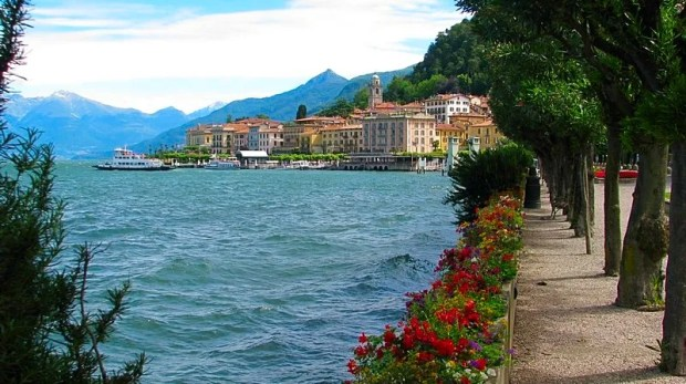 Beautiful Bellagio Lake Como Italy