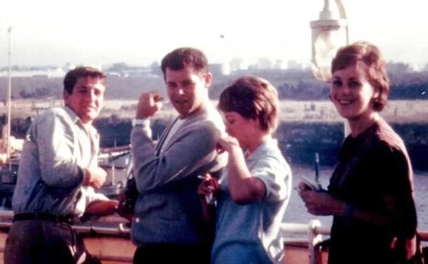 Life changing adventure 1964
