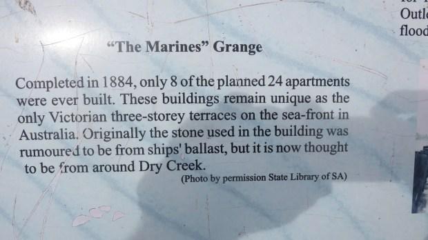 The Marines Grange