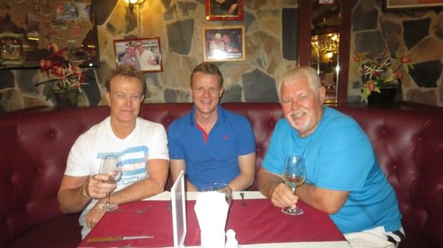 Patricks Belgium restaurant
