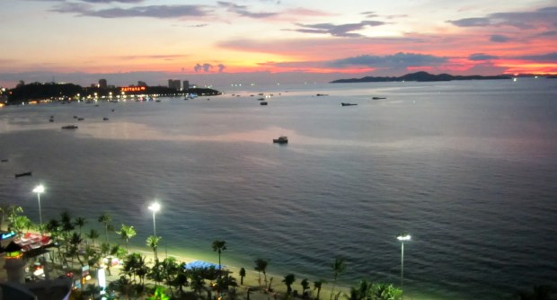 Pattaya Sunset