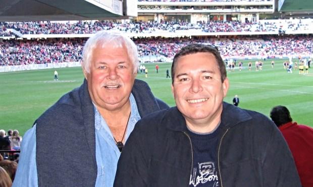 David Herd Australian football